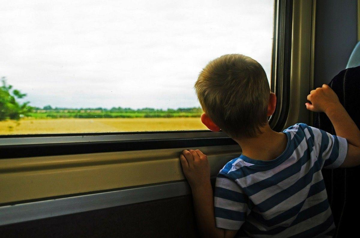 viajes con hijos