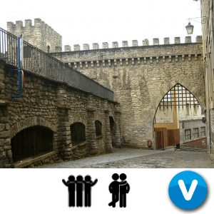 catedral de snta maria + muralla